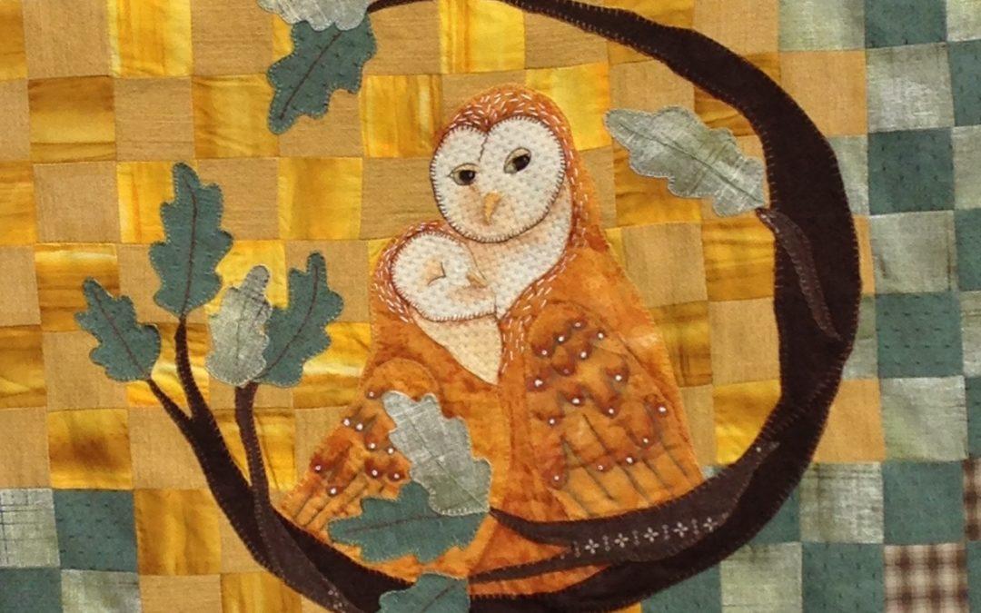 Owl & Mama Quilt