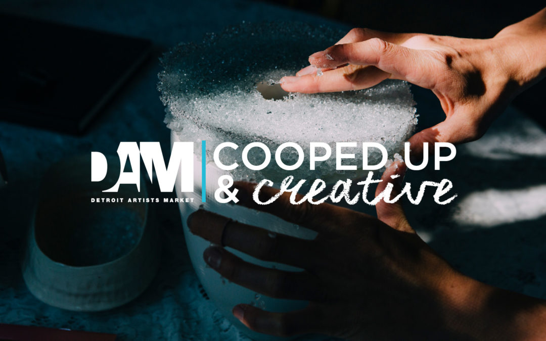 DAM's Cooped Up and Creative Interviews