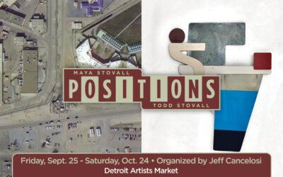 Maya Stovall and Todd Stovall: Positions