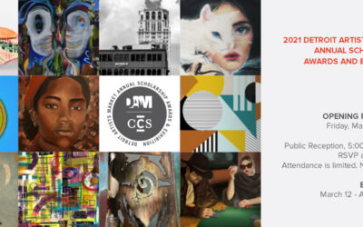 The Annual Scholarship Exhibition – CCS 2021