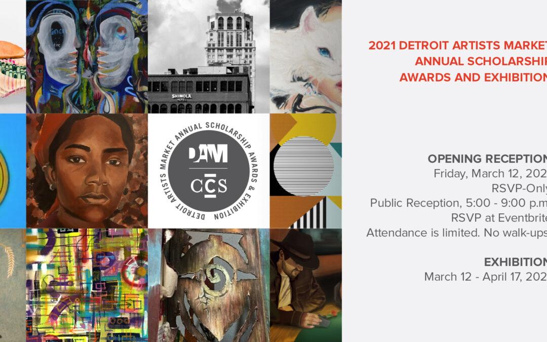 Annual Scholarship Awards & Exhibition
